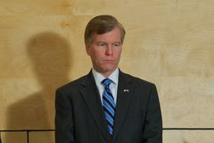 Gobernador Bob MDONNELL VA Fotos de archivo libres de regalías