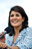 Gobernador Nikki Haley Imagenes de archivo