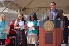 Gobernador Tim Pawlenty Fotografía de archivo libre de regalías