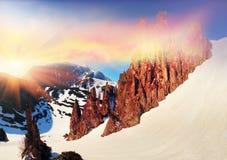 Gobião - reserva da rocha Fotografia de Stock
