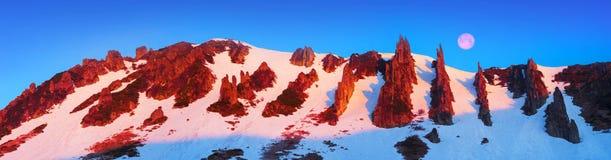 Gobião - reserva da rocha Imagens de Stock