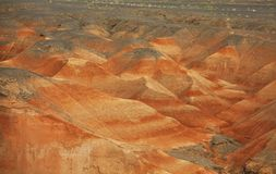 Gobi öken Arkivbilder