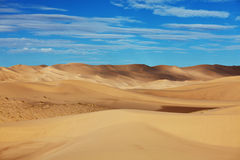 Gobi desert Royalty Free Stock Image