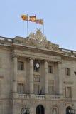 Gobierno de Cataluña Fotografía de archivo libre de regalías