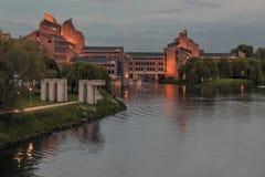 Gobierno de Limburgo, Maastricht imagen de archivo