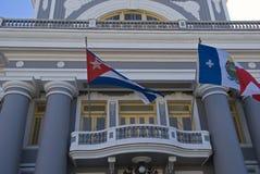 Gobierno Palace, Cienfuegos, Cuba Stock Images