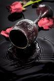Goblet κρασιού Στοκ Φωτογραφία