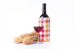 goblet δοκιμάζοντας κρασί χεριών Στοκ Εικόνες