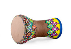 Goblet drum (also chalice drum) Stock Image