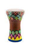 The goblet drum (also chalice drum) Stock Photo