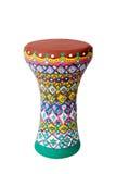 Goblet drum also chalice drum, tarabuka, darbuka, debuka Royalty Free Stock Photo
