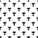 Goblet pattern vector seamless. Repeating for any web design Royalty Free Stock Image