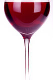 Goblet with Wine Stock Photography