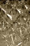 goblets γυαλιού στοκ εικόνες με δικαίωμα ελεύθερης χρήσης