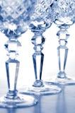 goblets κρυστάλλου στοκ φωτογραφία με δικαίωμα ελεύθερης χρήσης