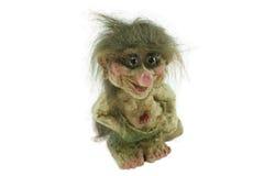 goblin деревянный Стоковые Изображения RF