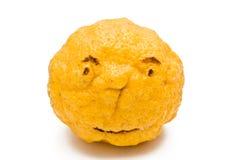 Goblin amarelo do limão Fotografia de Stock Royalty Free