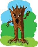 Goblin de madeira Foto de Stock