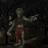 Goblin-Fantasy Figure Royalty Free Stock Photography