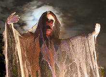 goblin Halloween. Fotografia Stock