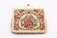 Goblin stitch handbag Stock Photo