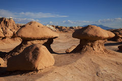 Goblin Valley Royalty Free Stock Photo