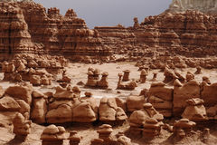 Goblin Valley. Stock Photos