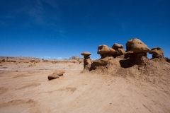 Goblin Valley Stock Photography