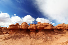 Goblin Valley Royalty Free Stock Image