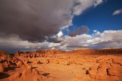 Goblin valley Stock Photos