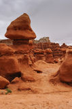 Goblin Valley state park Royalty Free Stock Photo