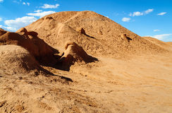 Goblin Valley State Park Royalty Free Stock Photography