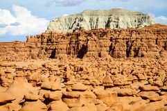 Goblin Valley State Park Royalty Free Stock Image