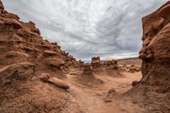 Goblin Valley State Park Stock Photo