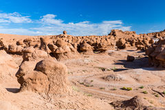 Goblin Valley State Park Stock Image
