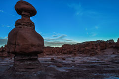 Goblin Valley State Park, Utah Royalty Free Stock Photo