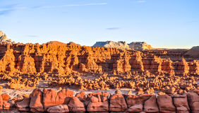 Goblin Valley State Park, Utah Royalty Free Stock Images