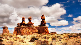 Goblin Valley State Park, Utah Stock Images