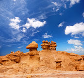 Goblin Valley Stock Images