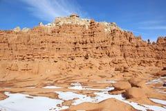Goblin Valley state park, Utah royalty free stock photos