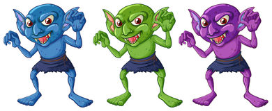 Goblins Royalty Free Stock Photos