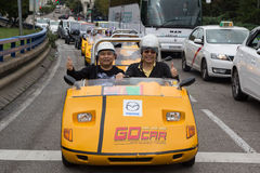 GoCar Stock Image