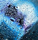 Gocce dell'acqua Immagine Stock
