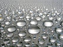 Gocce dell'acqua Fotografia Stock