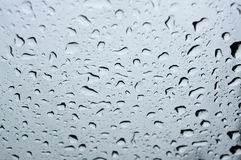Gocce delle serie dell'acqua Fotografie Stock