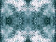 Gocce di acqua Immagine Stock
