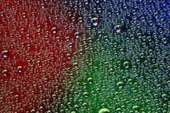 Gocce di acqua. Immagine Stock Libera da Diritti