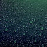 Gocce di acqua Immagini Stock