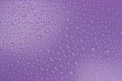 Gocce di acqua fondo, immagine Fotografie Stock
