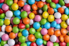 Gocce di Candy Immagine Stock